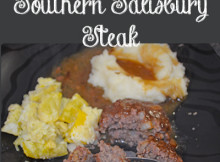Southern Salisbury Steak
