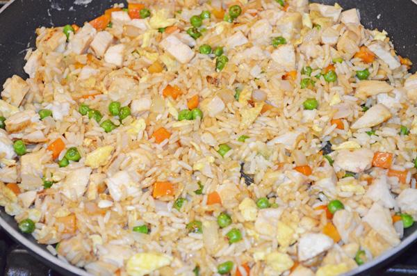 Chicken Fried Rice www.3glol.net