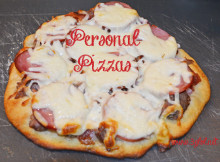 Personal Pizzas #pizza #dinner #lunch