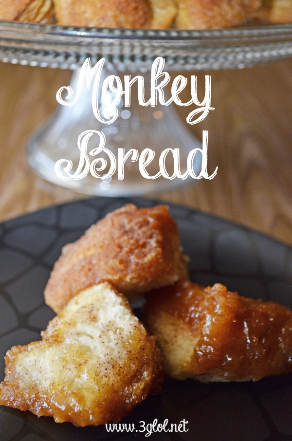 Monkey Bread | 3GLOL.net