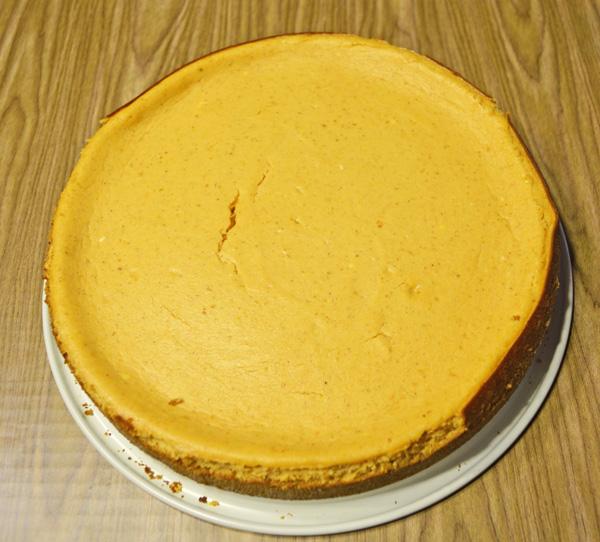 Pumpkin Cheesecake @ 3GLOL