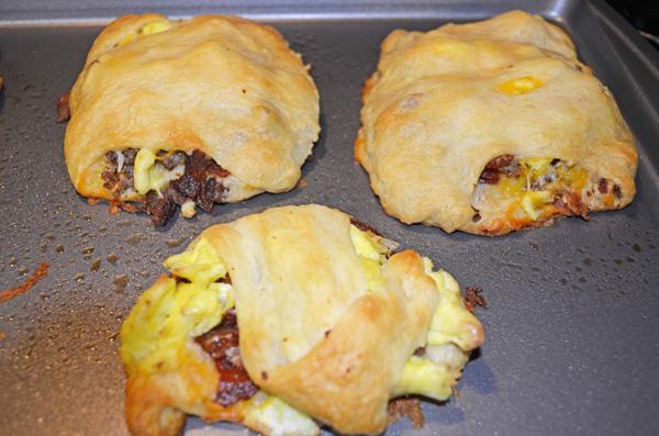Breakfast Crescents by 3LOL.net