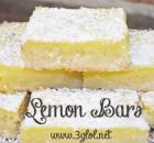 Lemon Bars by 3GLOL.net
