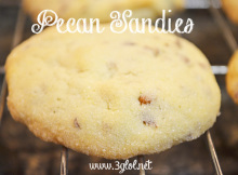 Pecan Sandies by 3GLOL.net