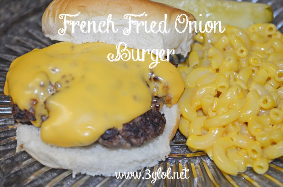 French Fried Onion Burgers by 3GLOL.net