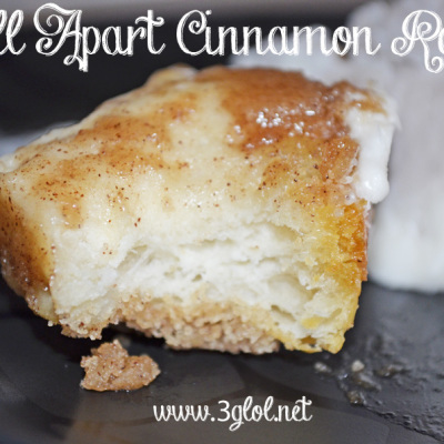 Pull Apart Cinnamon Rolls by 3GLOL.net