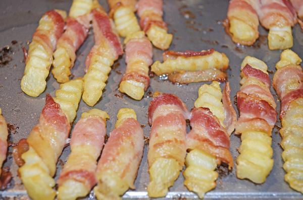 Bacon Fries by 3GLOL.net