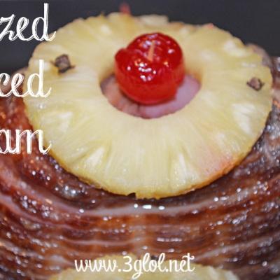 Glazed Sliced Ham by 3GLOL.net