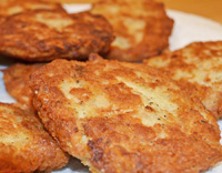 Tuna Patties in less than 15 minutes