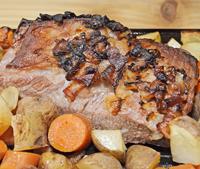 Pressure Cooker Roast Beef by 3glol.net