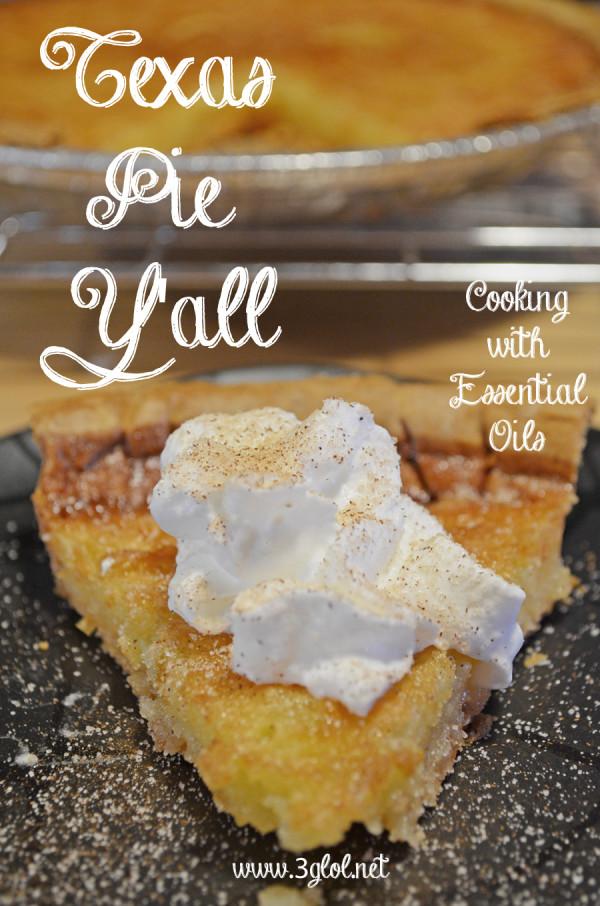 Texas Pie Y'all by 3glol.net
