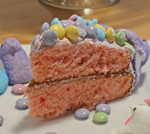 Easter Peep Cake My Way by 3glol.net