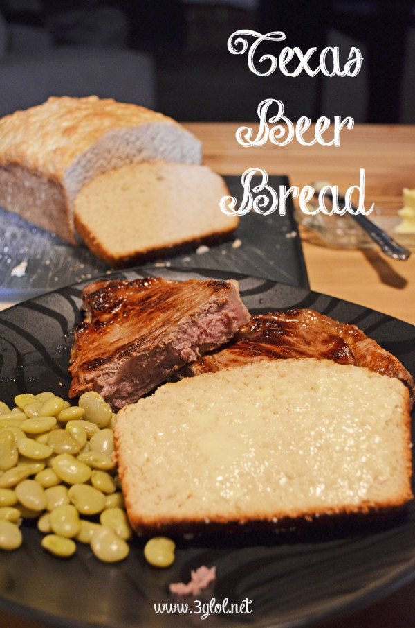 Texas Beer Bread by 3glol.net