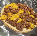 Cheeseburger Tostadas
