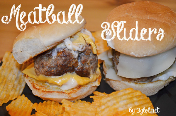Meatball Sliders by 3glol.net