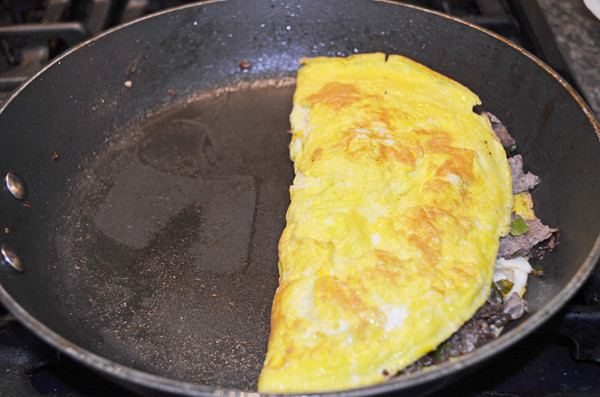 Philly Steak Omelet by 3glol.net