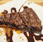 Skillet Smores Brownies by 3glol.net