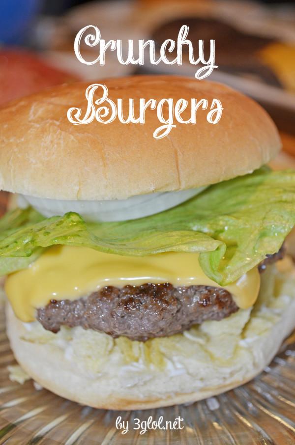 Crunchy Burgers by 3glol.net