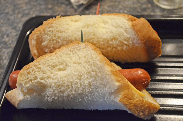 Toasted Hot Dogs Summertime Eats 3glol