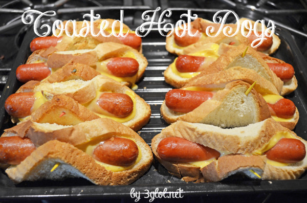 Toasted Hot Dogs by 3glol.net
