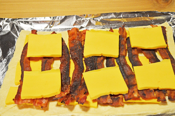 Bacon Crescent Bake by 3glol.net
