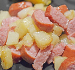 Sausage and Potato Skillet