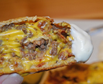 Bacon Cheeseburger Roll Up by 3glol.net