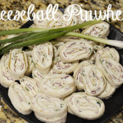 Cheeseball Pinwheels - A Classic Combination